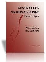 Australia's National Songs (orchestra version)