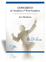 Concerto for Saxophone & Wind Symphony