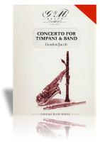 Concerto for Timpani & Band
