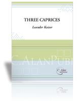 Three Caprices (Alfredo Piatti)