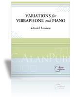 Variations for Vibraphone and Piano