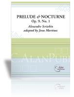Prelude & Nocturne, Op. 9, No. 1 (Scriabin)