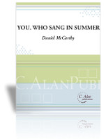 You, Who Sang in Summer