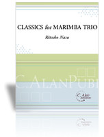 Classics for Marimba Trio