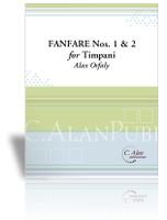 Fanfares No. 1 & No. 2 for Timpani