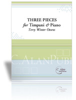 Three Pieces for Timpani & Piano