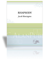 Rhapsody for Solo Marimba