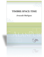 Timbre-Space-Time