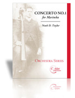 Concerto No. 1 in D Minor for Marimba & Orchestra