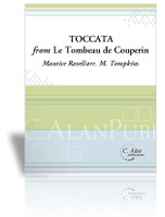 Toccata from 'Le Tombeau de Couperin' (Ravel)