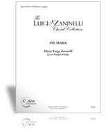 Ave Maria (choral score)