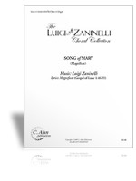 Song of Mary (choral score)