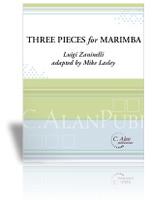 Three Pieces for Solo Marimba