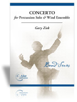 Concerto for Percussion Solo & Wind Ensemble