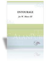 Entourage (Percussion Quartet)