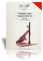 Theme and Variation VI (Brahms)