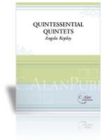 Quintessential Quintets (Perc Ens 5)