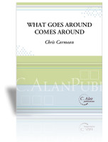What Goes Around Comes Around (Percussion Quartet)