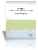 Twitch (Solo Clarinet & Perc Ens 11)