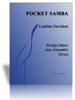 Pocket Samba (Jazz Ens Gr. 3)