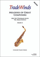 Melodies of Great Composers (Band Gr. 2)