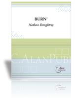 Burn3 (Trio for Flute, Clarinet, & Marimba)
