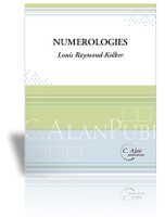 Numerologies (Duet for Violin & Tenor Steel Pan)