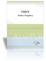 Verve (Duet for Bass Clarinet & Marimba)