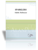 Sparklers (Duet for Marimba & Bells/Percussion)
