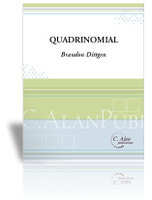 Quadrinomial (Drum Quartet)