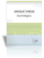 Angelic Voices (Keyboard Perc Quintet)