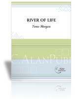River of Life (Solo Steel Pan + Perc Ens 8)