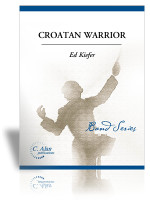 Croatan Warrior (Band Gr. 2.5)