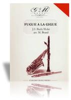 Fugue a la Gigue (Bach/Holst)
