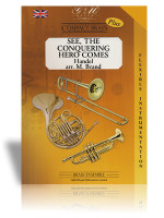 See, the Conquering Hero Comes [Brass Ensemble] (Handel)