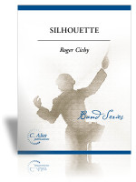 Silhouette (solo flute with band)