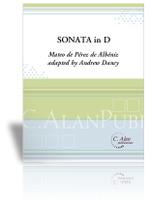 Sonata in D (AlbŽéniz)