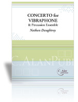 Concerto for Vibraphone & Percussion Ensemble