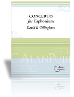 Concerto for Euphonium (piano reduction)