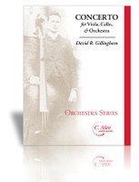 Concerto for Viola, Cello & Orchestra
