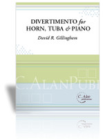 Divertimento for Horn, Tuba & Piano