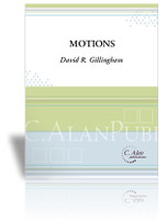 Motions for Euphonium & String Quartet