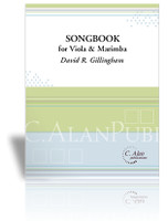 Songbook for Viola & Marimba