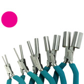 Wubbers Designer Bail Making and Round Mandrel Pliers