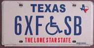 Texas Wheelchair Flat 6