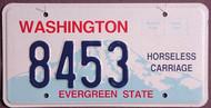 Washington Horseless Carriage 9