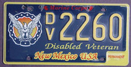 New Mexico Disabled Veteran Perm