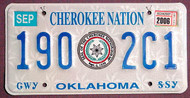 Oklahoma Cherokee Nation 2006