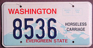 Washington Horseless Carriage 1