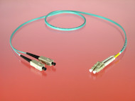 Multimode 50/125 10Gbps Cable Assembly LC/SC